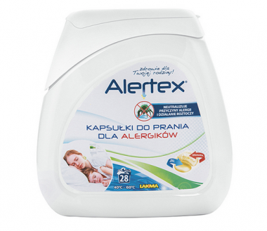 ALERTEX Kapsułki do prania