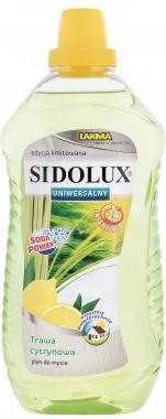SIDOLUX Uniwersalny płyn do mycia – trawa cytrynowa