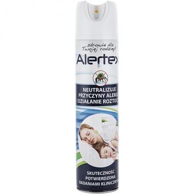 ALERTEX Aerozol usuwający alergeny