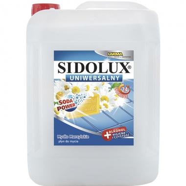 SIDOLUX Uniwersalny płyn do mycia - mydło marsylskie