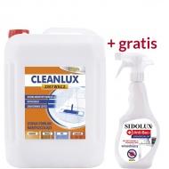 CLEANLUX Zmywacz do Sidolux-u + GRATIS Anti-Bac płyn wirusobójczy 500 ml