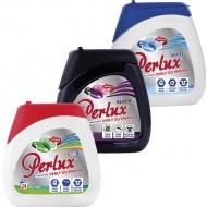 Zestaw: PERLUX Kapsułki piorące 1 x color, 1 x white, 1 x black