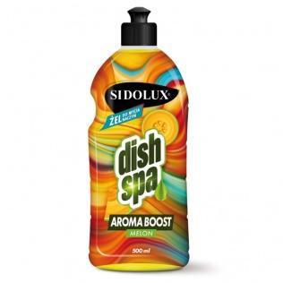 SIDOLUX Dish Spa Aroma Boost Płyn do mycia naczyń - melon