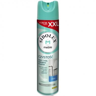 SIDOLUX M Środek przeciw kurzowi aerozol - classic