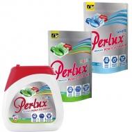 Zestaw: PERLUX Kapsułki piorące 2 x color i 1 x white