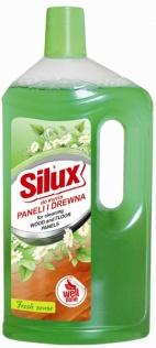 SILUX Płyn do mycia paneli i drewna