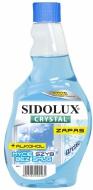 SIDOLUX Crystal Płyn do mycia szyb - artic zapas