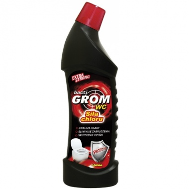 BactiGROM Środek do czyszczenia toalety - extra strong