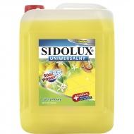 SIDOLUX Uniwersalny płyn do mycia - cytryna