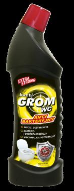 BactiGROM Środek do mycia i dezynfekcji toalety – antybakteryjny